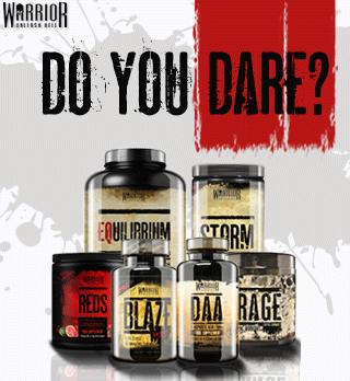 Warrior - Do You Dare?