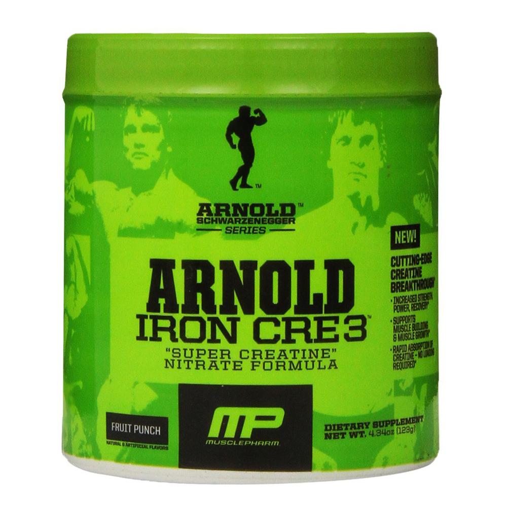 Arnold Schwarzenegger Series Iron CRE3 - 30 Servings