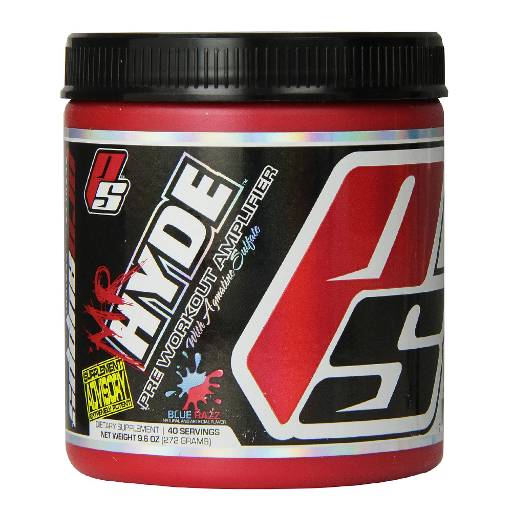 MR. HYDE Pre-Workout - 40 Servings
