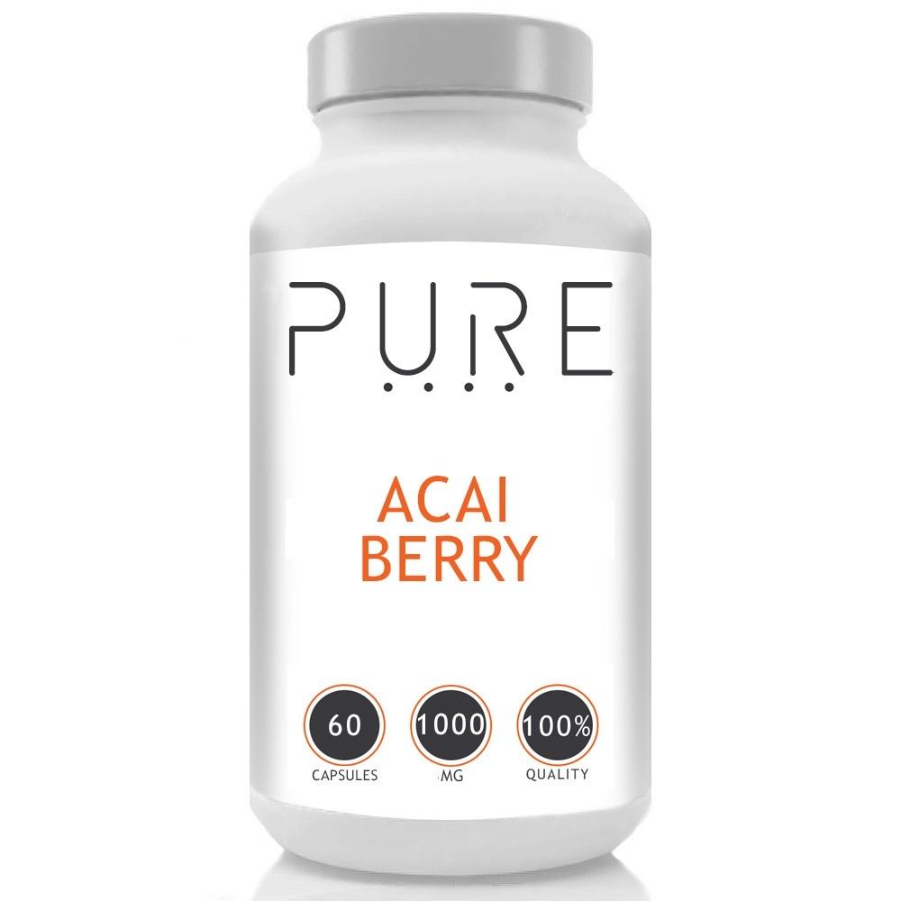 Pure Acai Berry - 60 Capsules