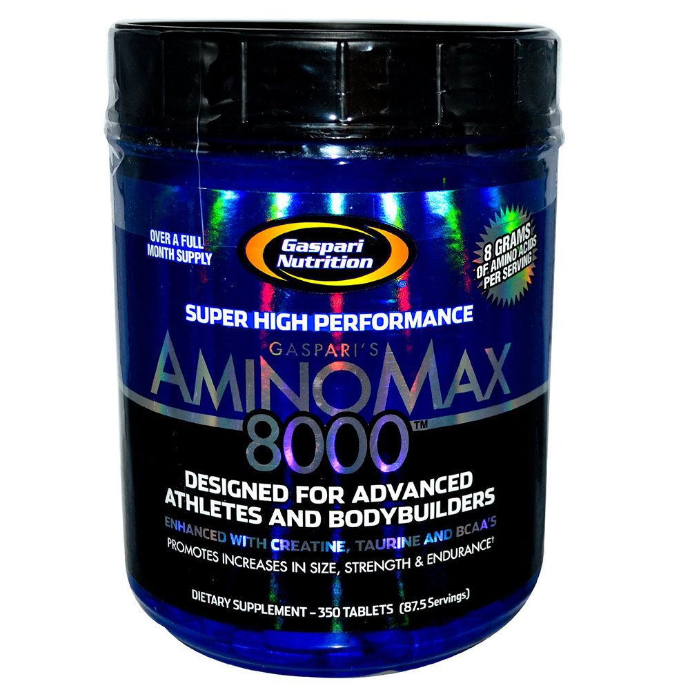 Gaspari AminoMax 8000 - 350 Tabs