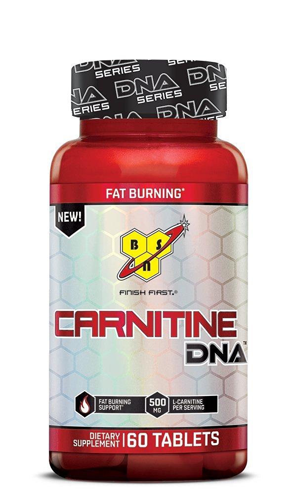 BSN DNA L-Carnitine (500mg) x 60 Caps