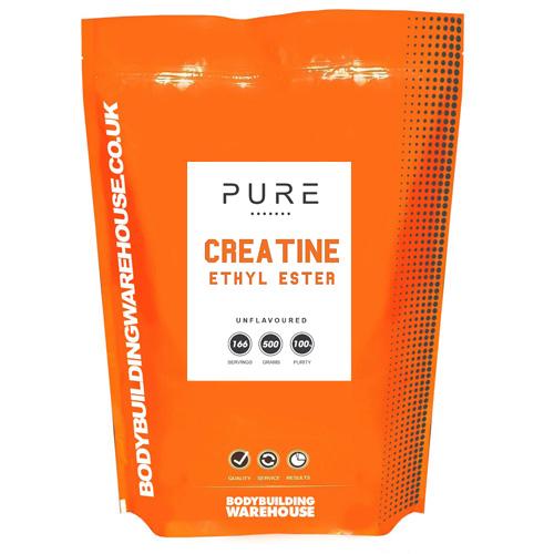 Pure Creatine Ethyl Ester HCL