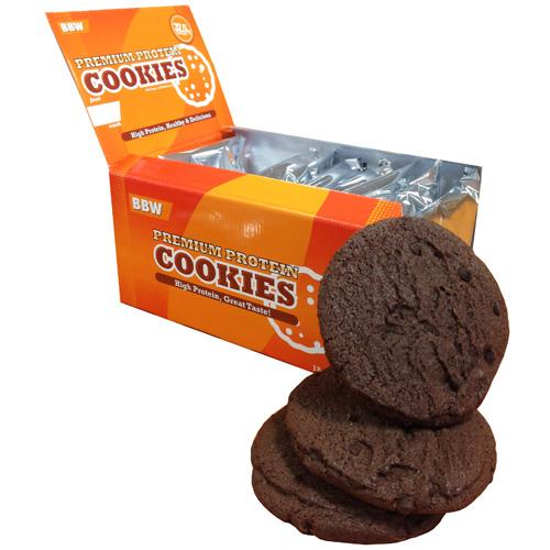 Premium Protein Cookies x 12
