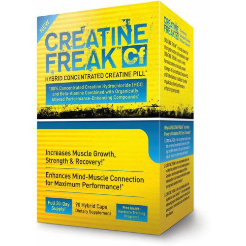 Pharma Freak Creatine Freak - 90 Caps