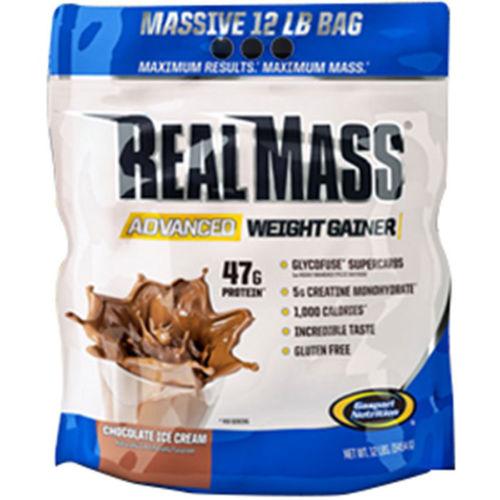 Gaspari Real Mass Advanced - 12lbs (5.4kg)