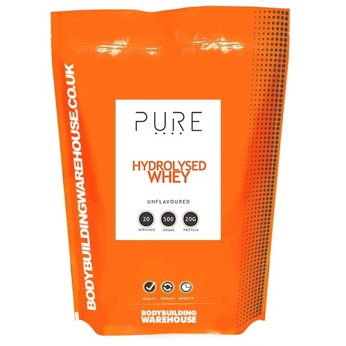 Pure Hydrolysed Whey - 500g