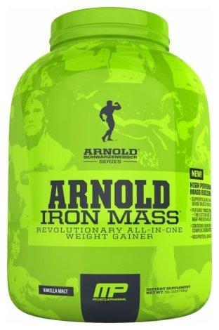 Arnold Schwarzenegger Series Iron Mass - 5lbs