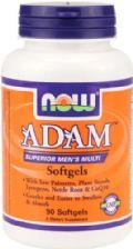 NOW Foods ADAM Superior Mens Multiple Vitamin - 90 Softgels