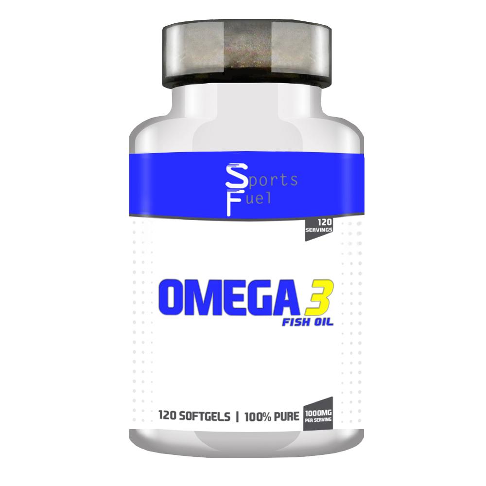 Sports Fuel Omega 3 (1000mg)