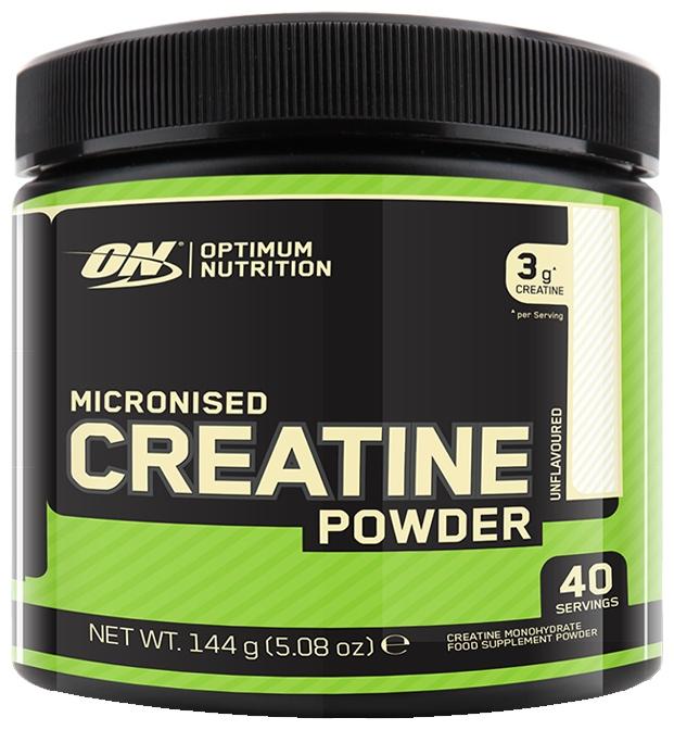 Optimum Nutrition Creatine - 144g (40 Servings)