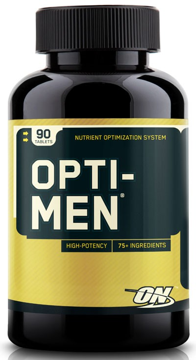 ON Opti-Men - 90 Tabs