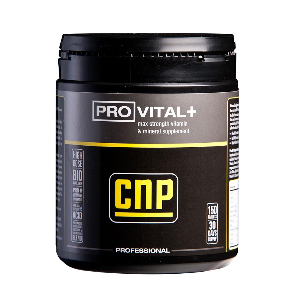 CNP Pro-Vital+ - 30 Day Supply (150 Caps)