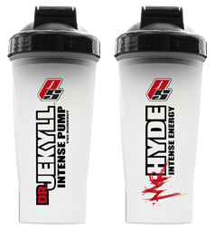 Dr. Hyde Mr Jekyll split design Shaker - 800ml