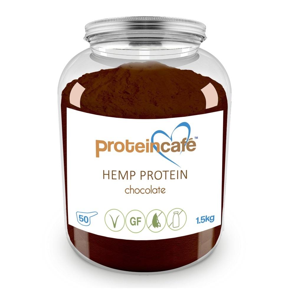 Protein Cafe Hemp Powder