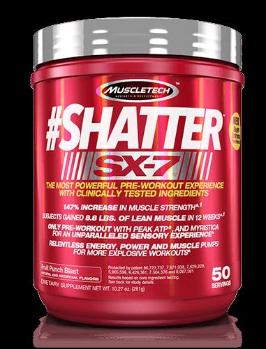 Muscletech Shatter SX-7 - 293g
