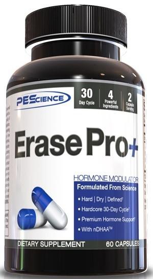 PES Erase Pro+ - 60 Caps