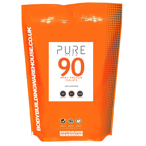 Pure Whey Protein Isolate 90 - 1kg