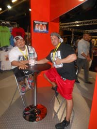 Bodybuilding Warehouse at SportEX Expo 2013