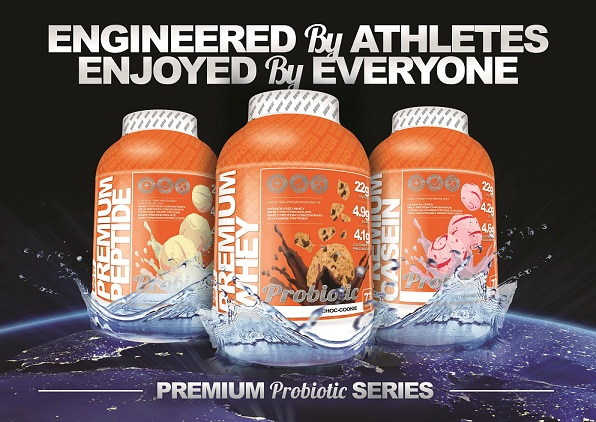 Bodybuilding Warehouse Premium Probiotic Series