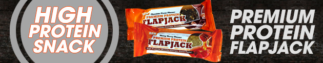 High Protein Flapjacks!