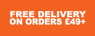 Free Delivery on Orders Over £49