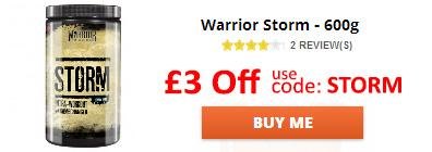 Warrior Storm