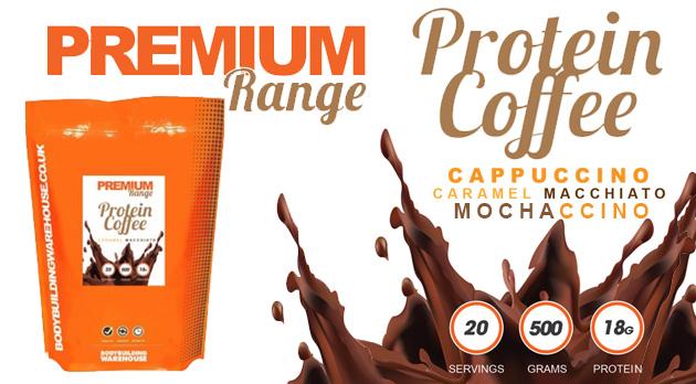 Premium Protein Coffee