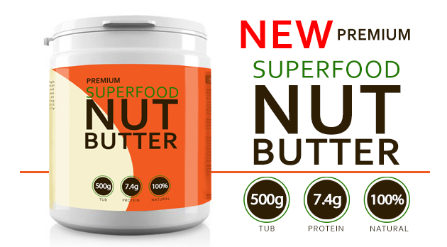 Superfood nut butter