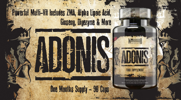 Adonis is Back!