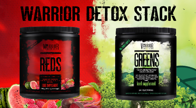 Warrior Detox Stack