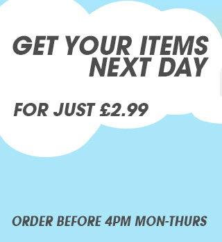 Next Day Delivery Available!