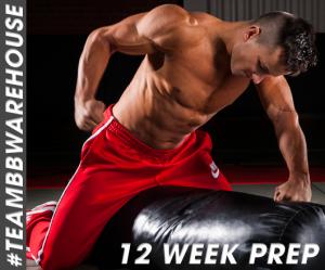 bnbf 12 week prep