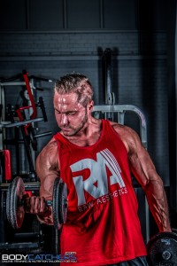big arm workout