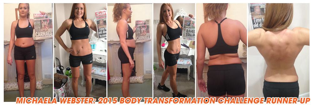 Body Transformation Challenge Winners - Blog