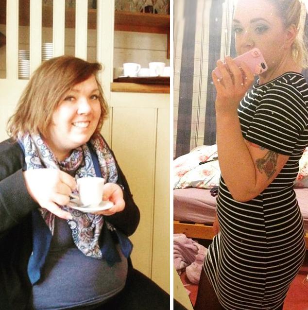 10 stone weight loss